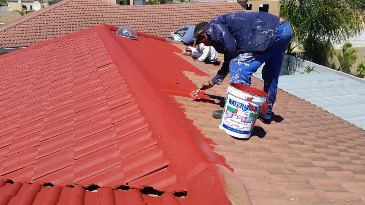 Roof Painting Northern Suburbs H20 Roofing Amp Waterproofing